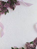 Lilacs and Lace Letterhead
