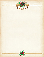 Antique Horns Letterhead 80